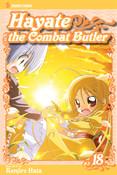 Hayate the Combat Butler Manga Volume 18