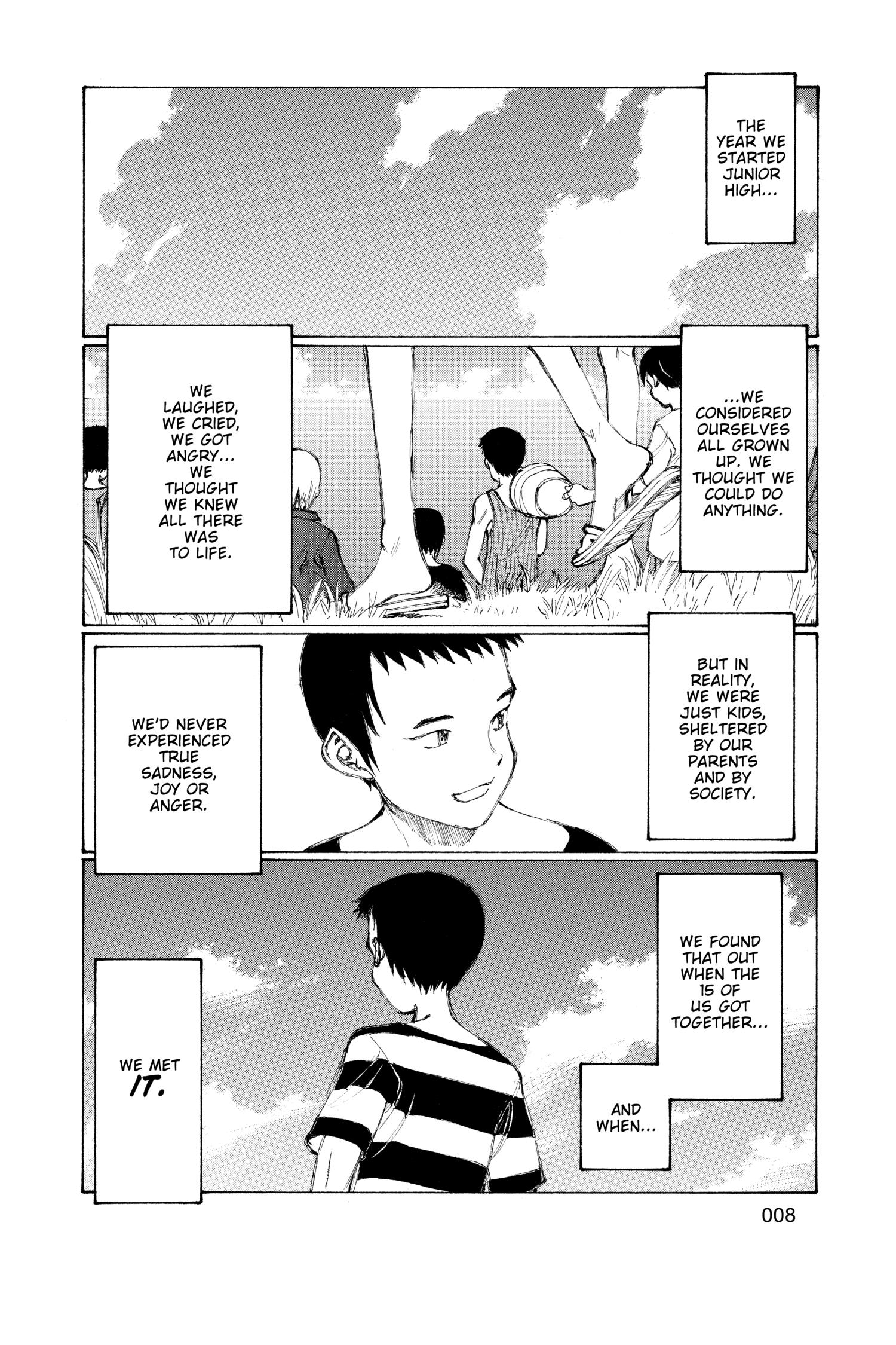 Bokurano Ours Manga Volume 1