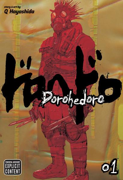 Dorohedoro Manga Volume 1