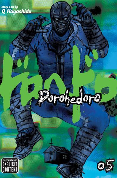 Dorohedoro Manga Volume 5