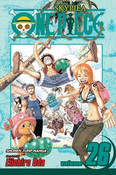One Piece Manga Volume 26