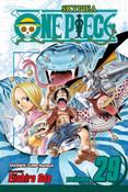 One Piece Manga Volume 29