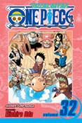 One Piece Manga Volume 32