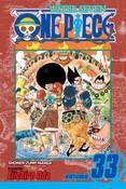 One Piece Manga Volume 33