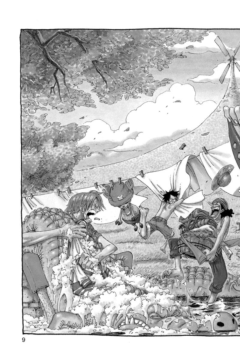 One Piece Manga Volume 34