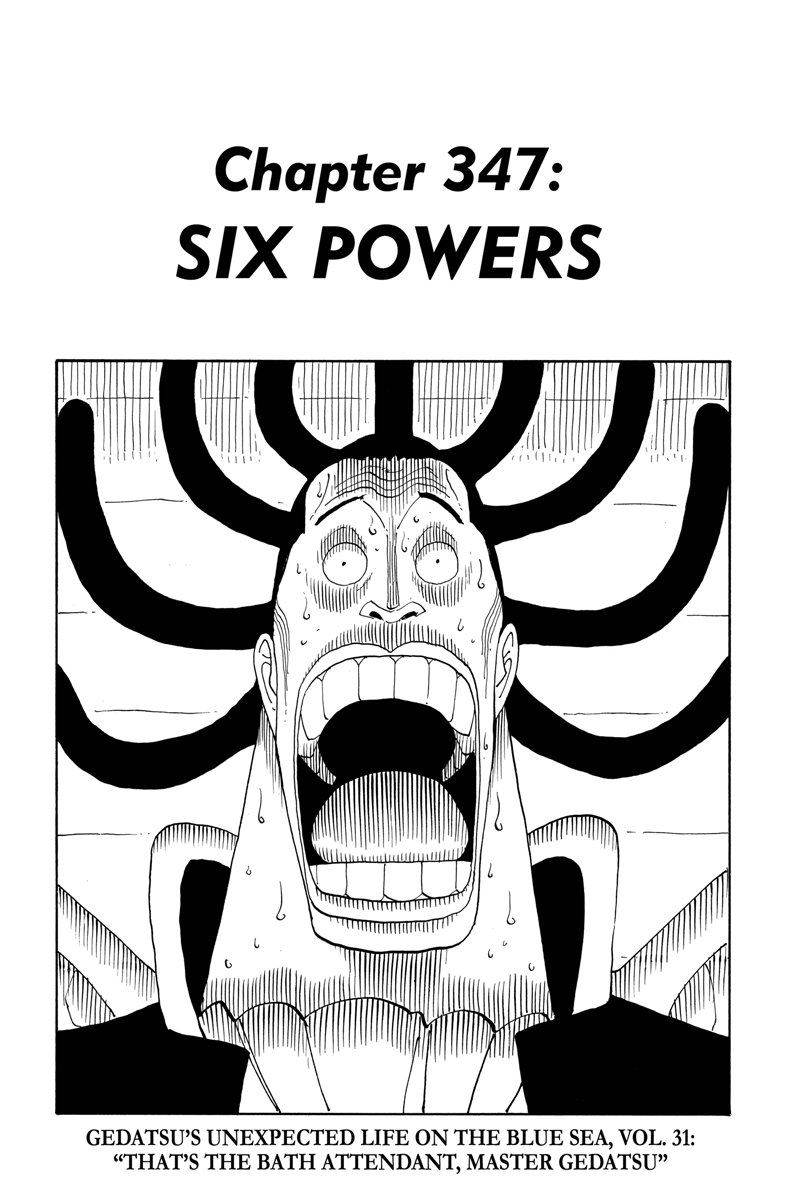 One Piece Manga Volume 37
