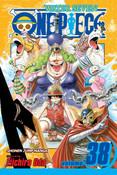 One Piece Manga Volume 38