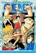 One Piece Manga Volume 39