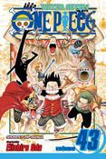 One Piece Manga Volume 43