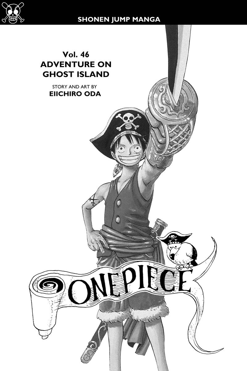 one piece manga volume 46