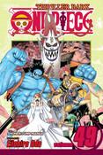 One Piece Manga Volume 49