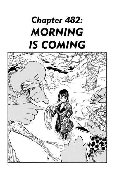 One Piece Manga Volume 50