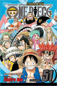 One Piece Manga Volume 51