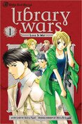 Library Wars: Love & War Manga Volume 1