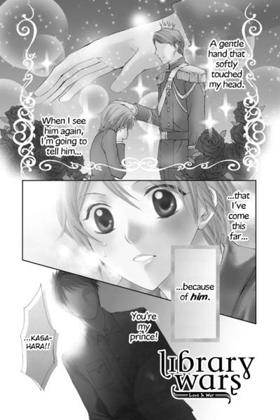 Library Wars: Love & War Manga Volume 1