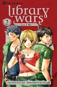 Library Wars: Love & War Manga Volume 2