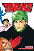 Toriko Manga Volume 2