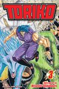Toriko Manga Volume 3