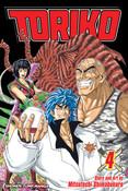 Toriko Manga Volume 4