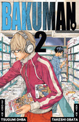 Bakuman Manga Volume 2