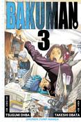 Bakuman Manga Volume 3
