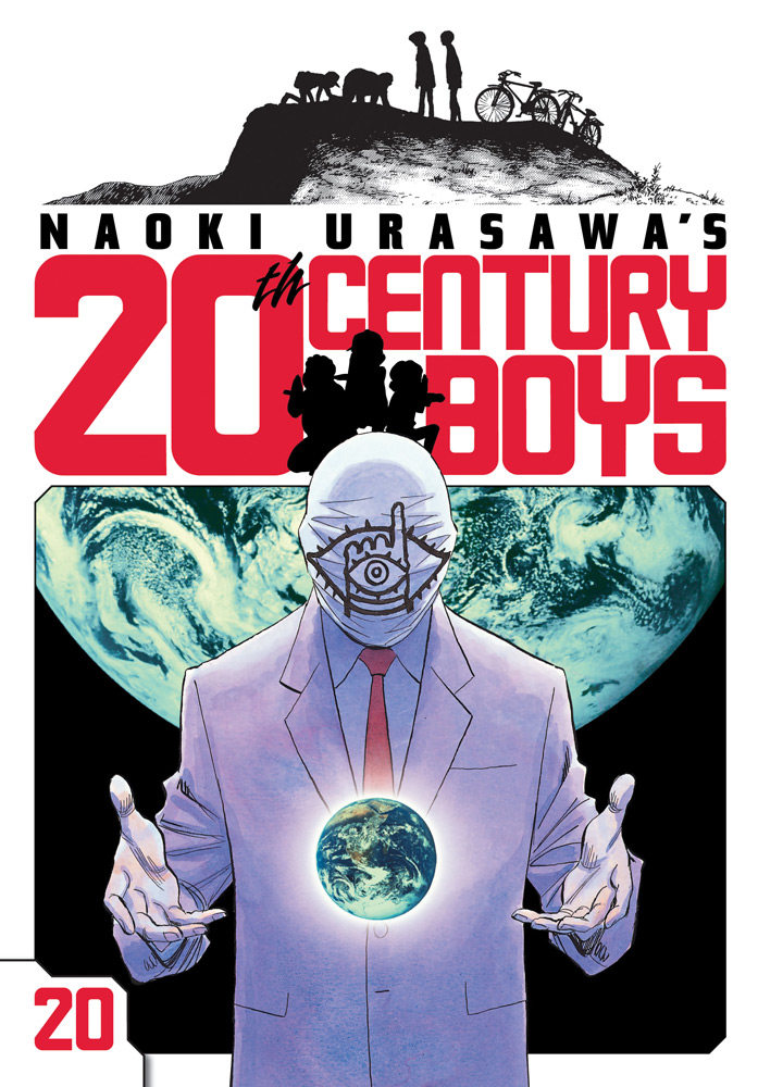 20th Century Boys Manga Volume 20 9781421535388