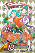D.Gray-man Manga Volume 18