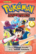 Pokemon Adventures Manga Volume 11