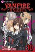 Vampire Knight Manga Volume 10