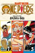 One Piece Omnibus Edition Manga Volume 1