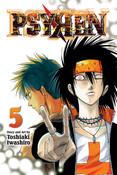 Psyren Manga Volume 5