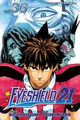 Eyeshield 21 Manga Volume 36
