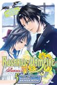 Rosario+Vampire Season II Manga Volume 5