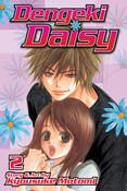 Dengeki Daisy Manga Volume 2