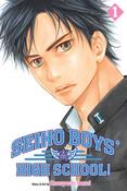 Seiho Boys' High School Manga Volume 1