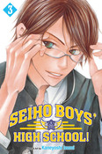 Seiho Boys' High School Manga Volume 3