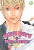 Seiho Boys' High School Manga Volume 4