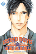 Seiho Boys' High School Manga Volume 6