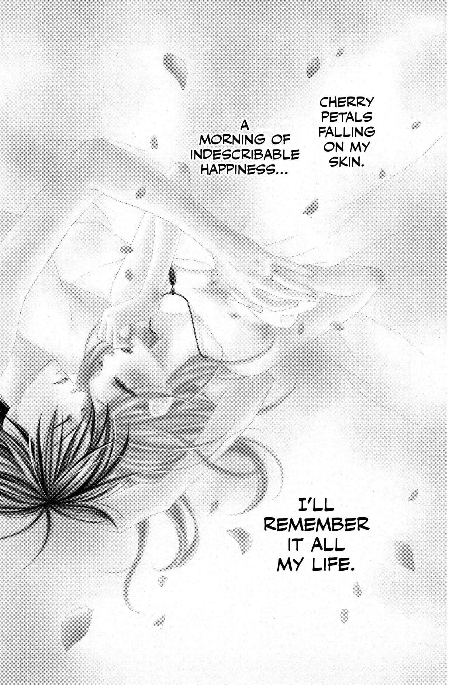 About Black Bird Manga Volume 9