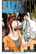 Bakuman Manga Volume 4