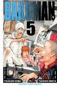 Bakuman Manga Volume 5