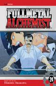 Fullmetal Alchemist Manga Volume 24