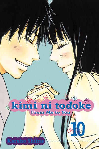 Kimi ni Todoke From Me to You Manga Volume 10