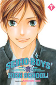 Seiho Boys' High School Manga Volume 7