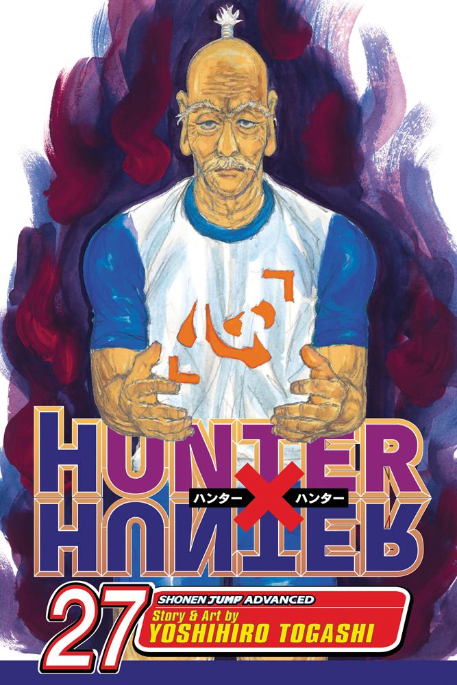 Hunter X Hunter Manga Volume 27