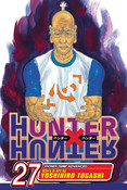 Hunter X Hunter Manga Volume 27