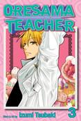 Oresama Teacher Manga Volume 3