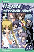 Hayate the Combat Butler Manga Volume 24