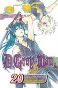 D.Gray-man Manga Volume 20