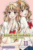 Kimi ni Todoke From Me to You Manga Volume 11